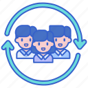 community, people, group icon