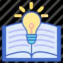 books, creative, idea