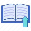 book, download, literature icon