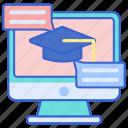 education, forum, online