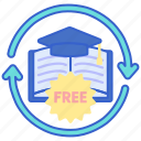 education, free, learning