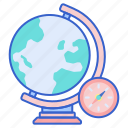 globe, world, geography