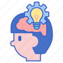 creative, idea, innovation icon