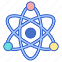 atom, physics, science