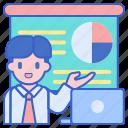 chart, presentation, statistics