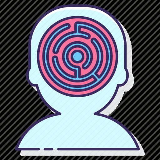 brain, education, training icon