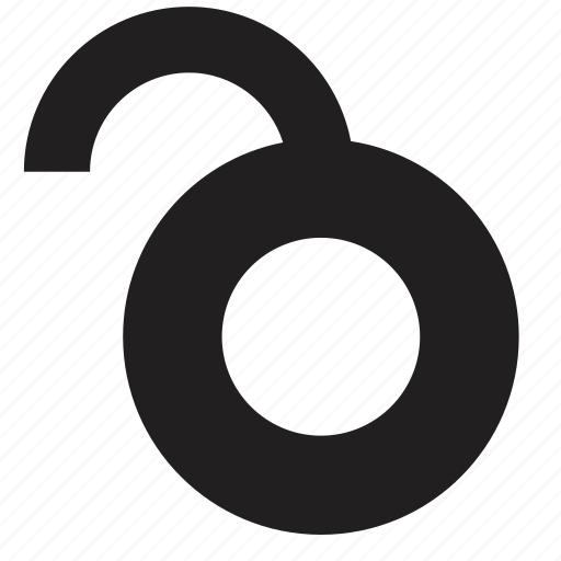 online, unlock icon