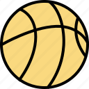 ball, basketball, education, learning, school, sports icon
