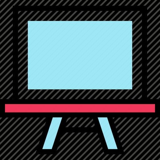 board, education, learn, learning, school icon