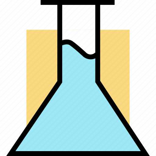 education, lab, learning, school, science icon