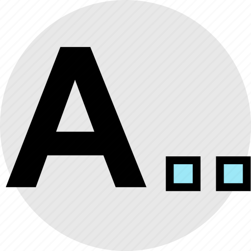 a, edit, education, online, teaching icon
