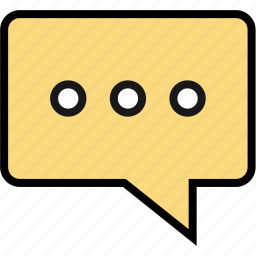 chat, education, online, talking, teaching icon