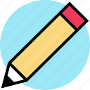 education, online, pencil, teaching, wirte icon