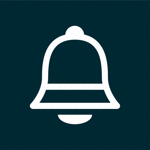bell, ring, schedule, sound icon