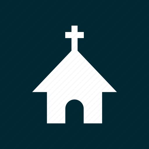 christ, church, cross, mass icon