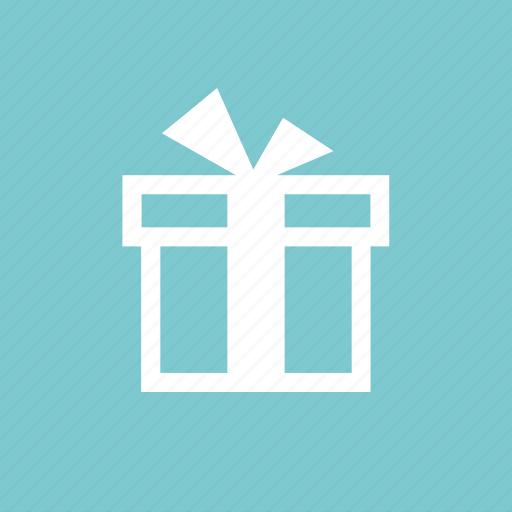 gift, ribbon, suprise, wrap, wrapped icon