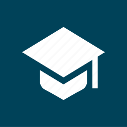 cap, college, graduation, graudate, learn, learning icon