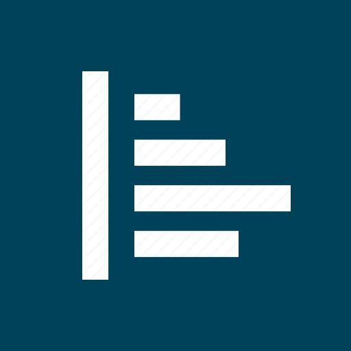 graph, options, report, setup icon