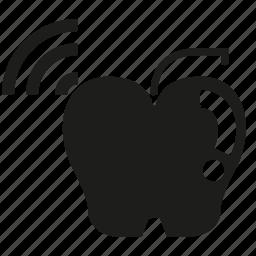 apple, internet, wifi icon
