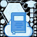 book, cloud, database, ebook, sort, storage, store