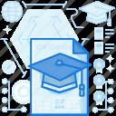document, file, graduate, graduation, knowledge, page, paper