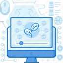 computer, media, monitor, multimedia, online, screen, video