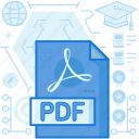 document, extension, file, format, page, paper, pdf