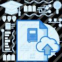 cloud, data, database, share, storage, transfer, upload