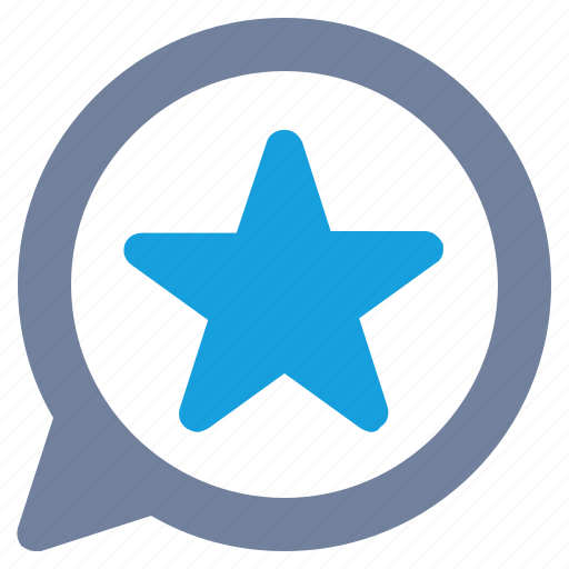 Notification, star icon - Download on Iconfinder