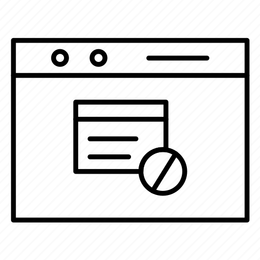 file, web, website icon