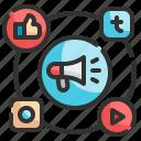 social, media, communications, marketing, digital