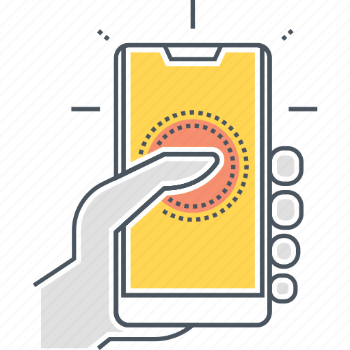 Device, gadget, mobile, smartphone icon - Download on Iconfinder