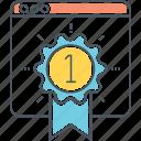 award, badge, rank