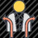 avatar, flow, man, users
