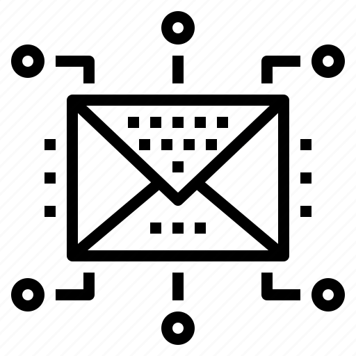 communication, connection, email, mail, marketing icon
