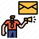 mail, advertising, email, advertisement, promotion