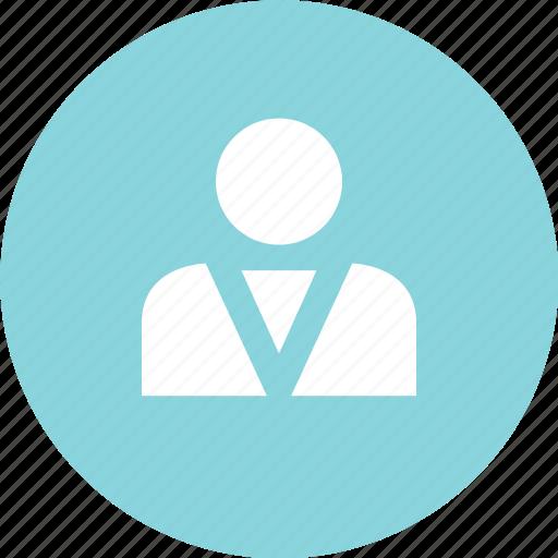 boss, menu, nav, online, profile icon