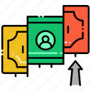 Alerts Chart Graph Rate Icon