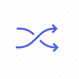 exchange, interaction, link, network, operation, support icon