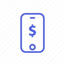 bank, buy, e-money, mobile, online, payment, purse icon
