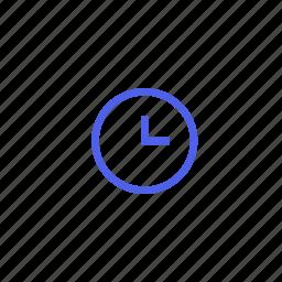 break, history, loading, log, time, wait, watch icon