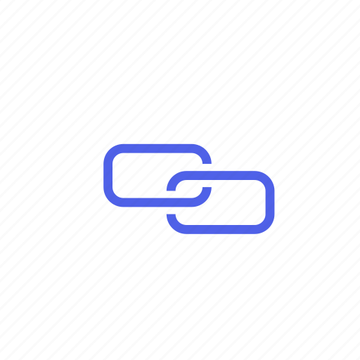 chain, exchange, link, network, reference, support, transfer icon