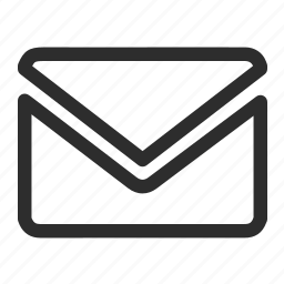 contact, mail, open icon