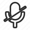 cross, medical, mic, recording icon