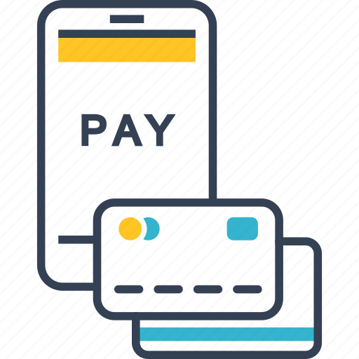 Card, online, pay, payment, telephone icon - Download on Iconfinder
