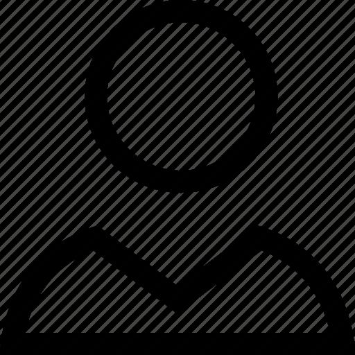 buyer, customer, profile, sale, user icon