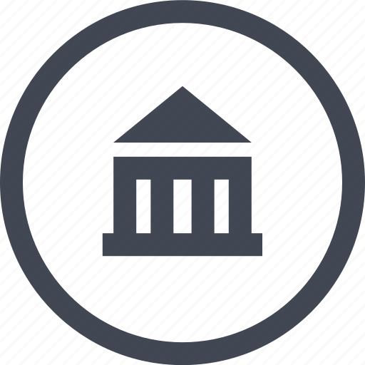 bank, banking, loan, online, pay, payment, web icon