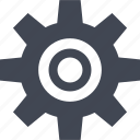business, data, gear, internet, online, options, working icon
