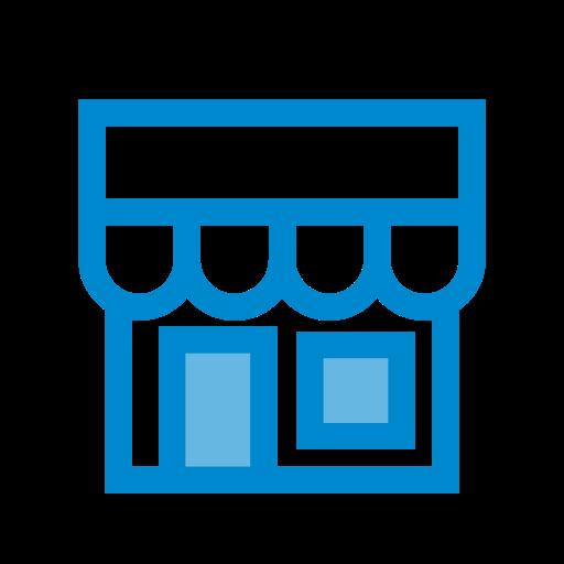 business, market, shop, store icon