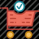 cart, ecommerce, online shop, shopping icon